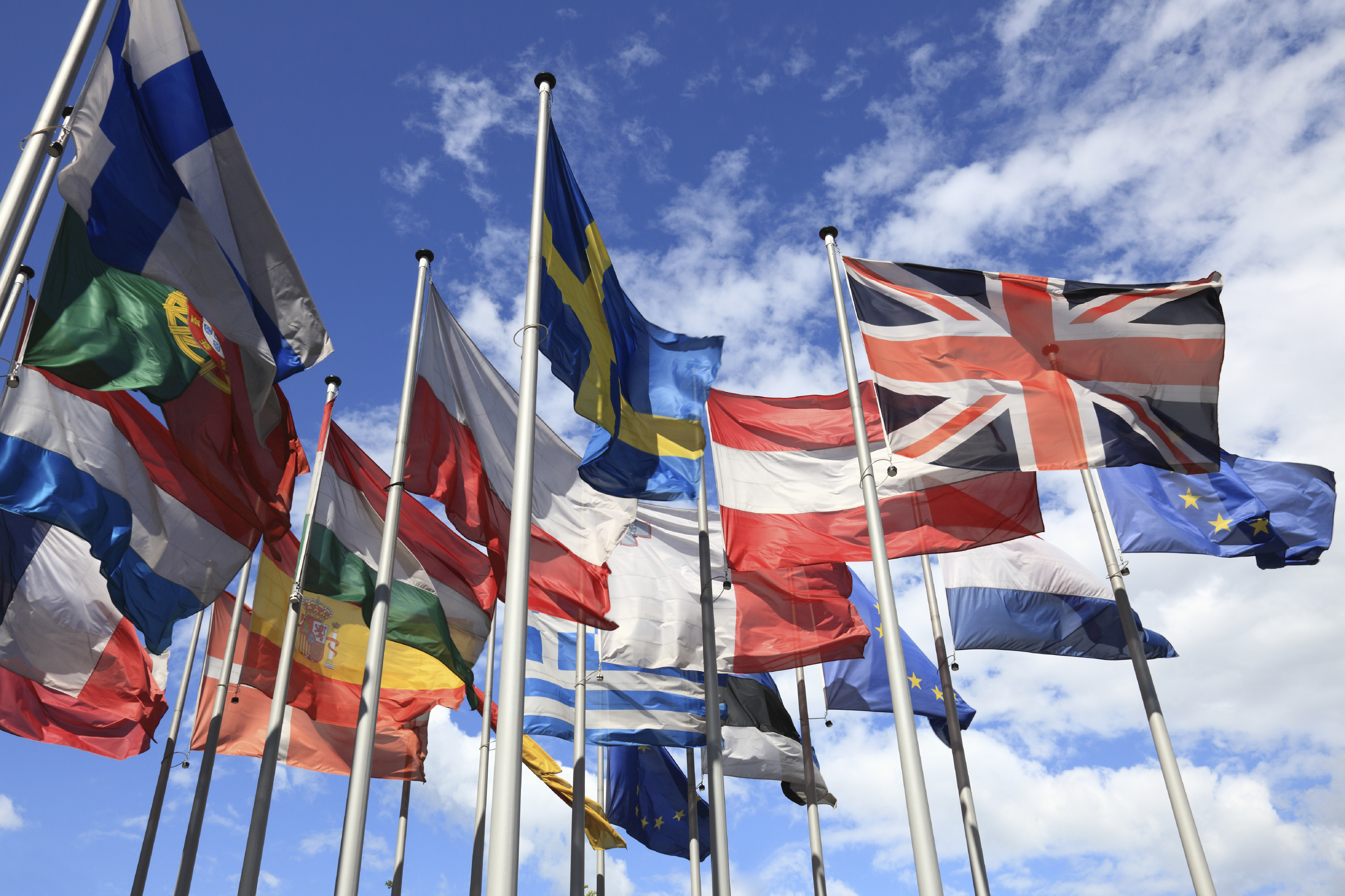 United Nations Members Flags The Big Debate: The Po...